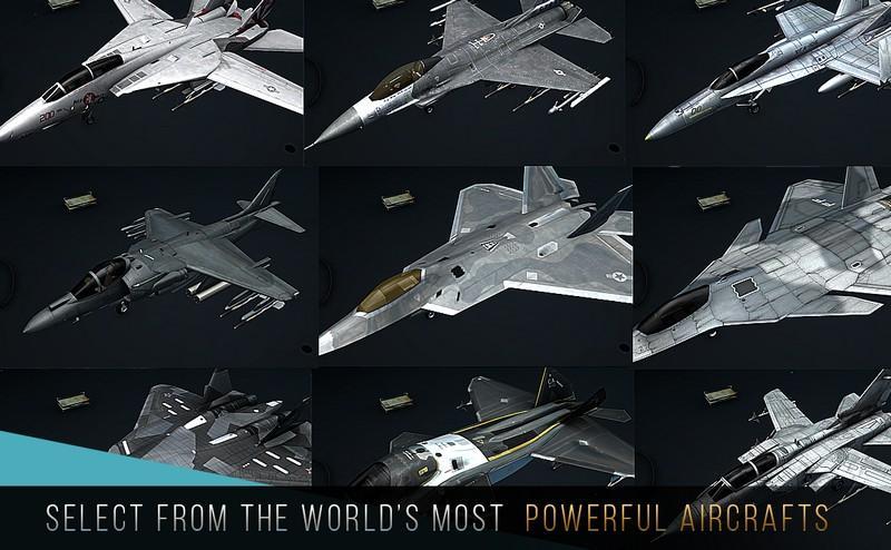 Modern Warplanes APK MOD imagen 4