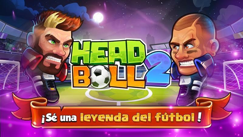 Head Ball 2 APK MOD imagen 1