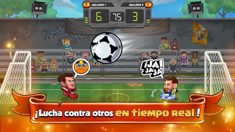 Head Ball 2 APK MOD imagen 2