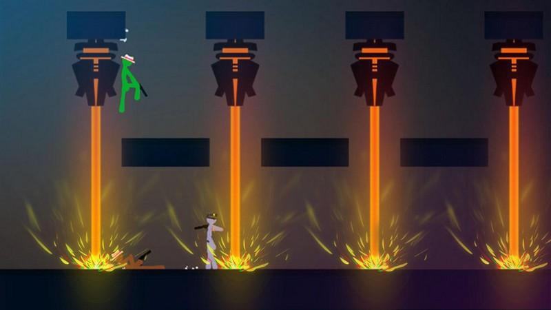 Stickman Fight The Game APK MOD imagen 2
