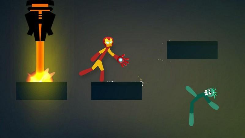 Stickman Fight The Game APK MOD imagen 3