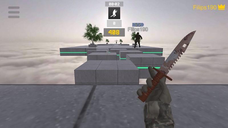 bhop pro APK MOD imagen 2