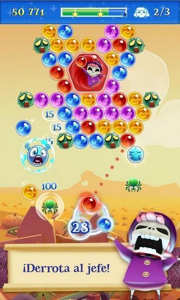 Bubble Witch 2 Saga APK MOD imagen 2