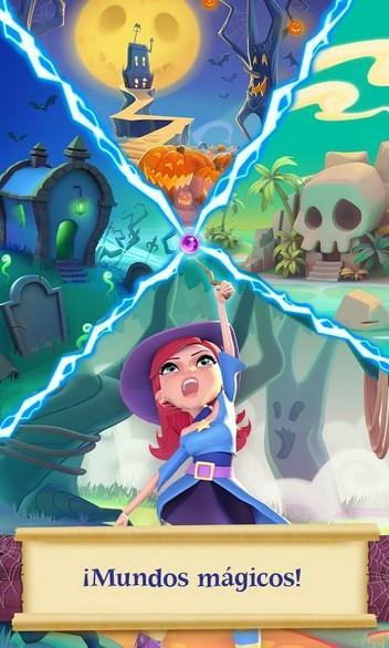 Bubble Witch 2 Saga APK MOD imagen 3