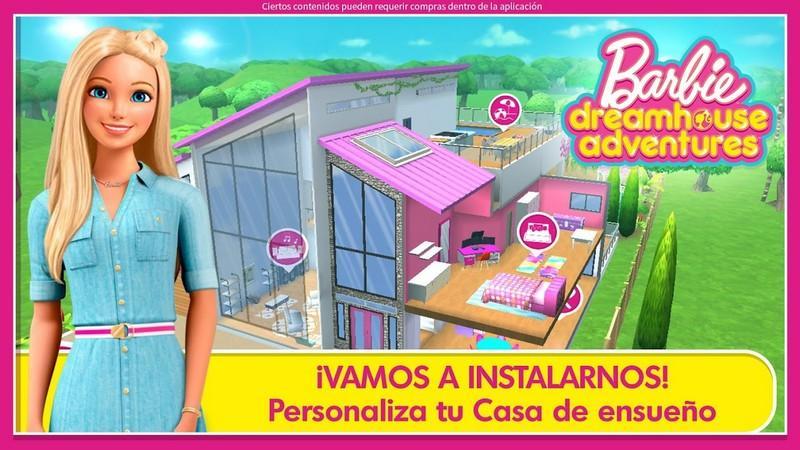 Barbie Dreamhouse Adventures APK MOD imagen 1