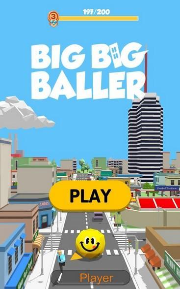 Big Big Baller APK MOD imagen 1