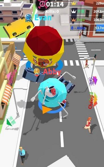 Big Big Baller APK MOD imagen 3