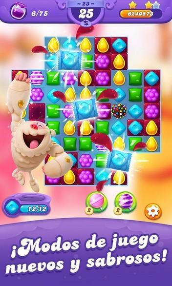 Candy Crush Friends Saga APK MOD imagen 1