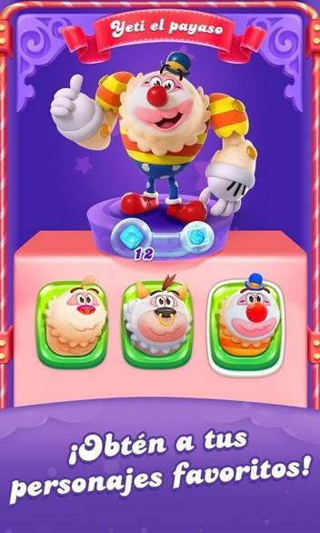 Candy Crush Friends Saga APK MOD imagen 2