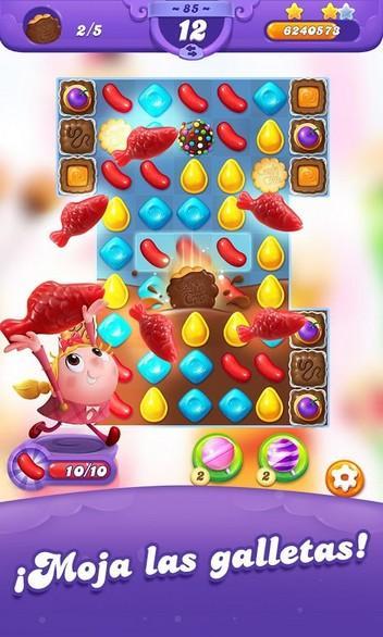 Candy Crush Friends Saga APK MOD imagen 3