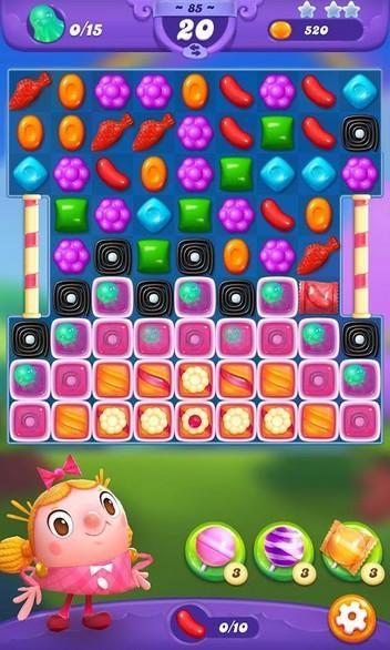 Candy Crush Friends Saga APK MOD imagen 5