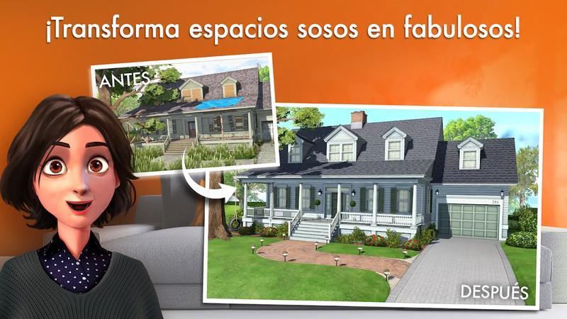 Home Design Makeover! APK MOD imagen 1
