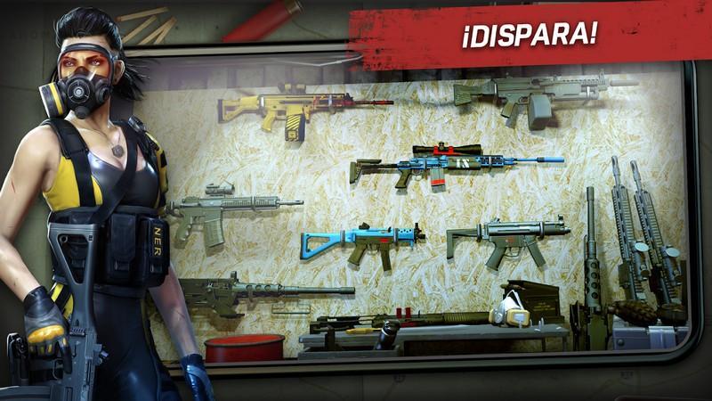 Left to Survive APK MOD imagen 3
