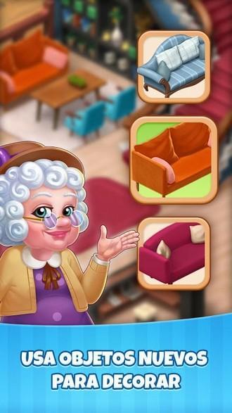 Manor Cafe APK MOD imagen 3