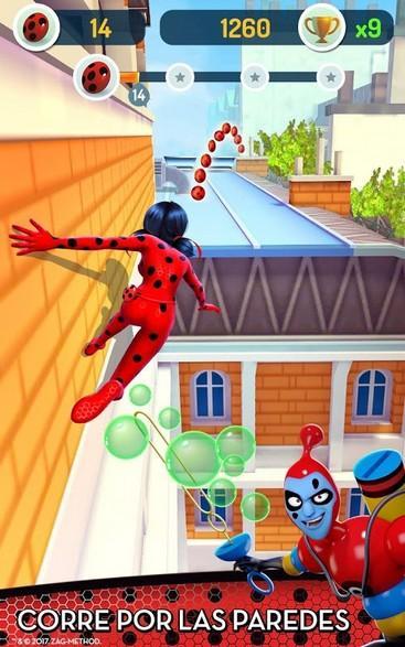 Miraculous Ladybug y Cat Noir APK MOD imagen 2
