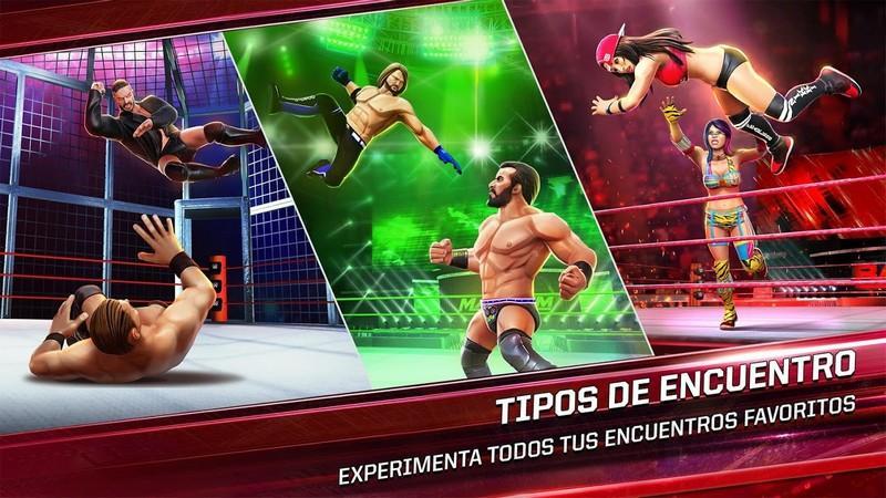 WWE Mayhem APK MOD imagen 3
