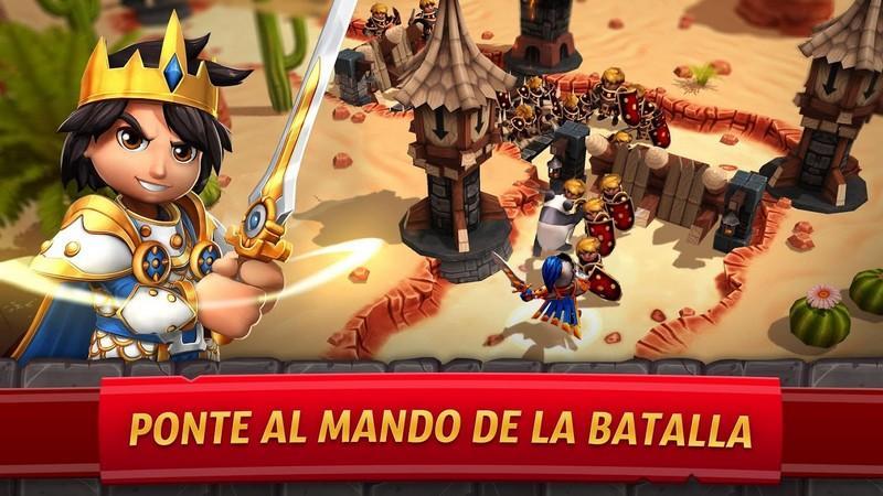 Royal Revolt 2 APK MOD imagen 1