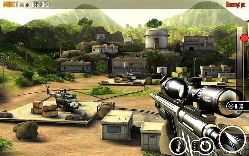 Sniper Strike – FPS 3D Shooting Game APK MOD imagen 3