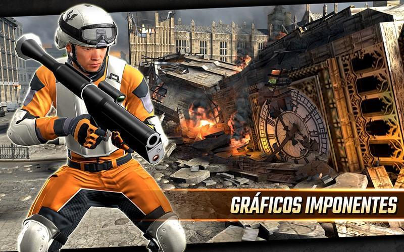 Sniper Strike – FPS 3D Shooting Game APK MOD imagen 4