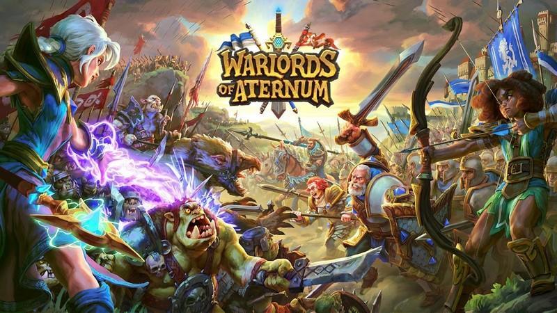 Warlords of Aternum APK MOD imagen 1