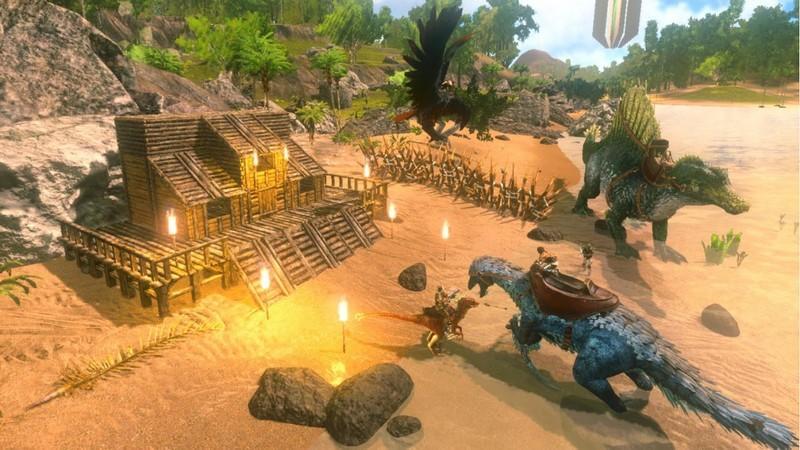 ARK Survival Evolved APK MOD imagen 1