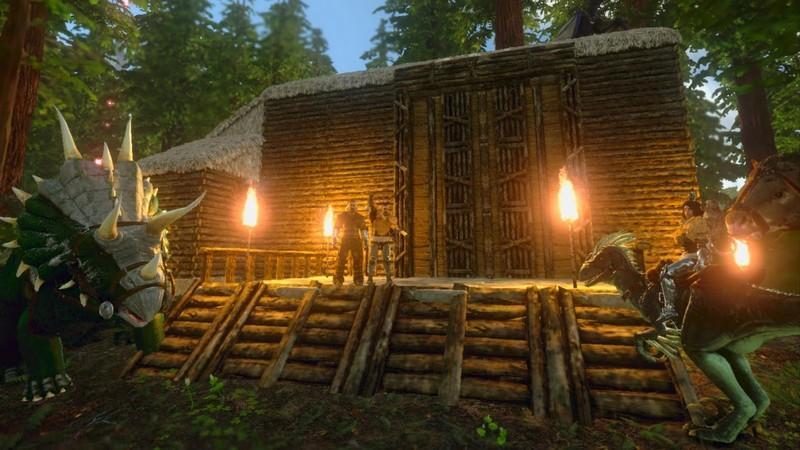 ARK Survival Evolved APK MOD imagen 3