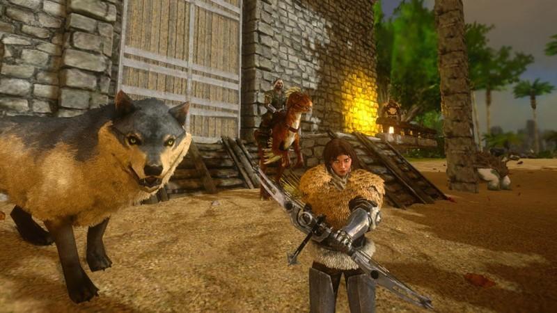 ARK Survival Evolved APK MOD imagen 4