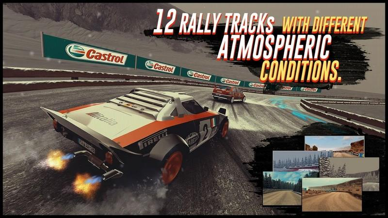 Rally Racer EVO APK MOD imagen 4