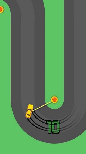 Sling Drift APK MOD imagen 1
