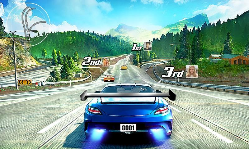 Street Racing 3D APK MOD imagen 1