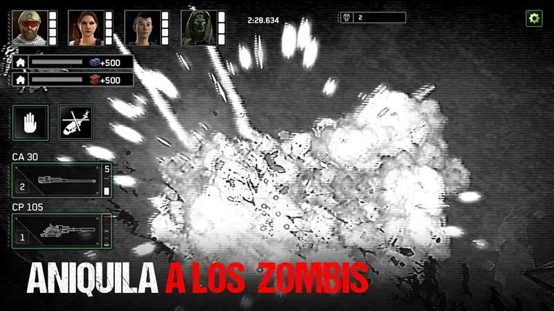 Zombie Gunship Survival APK MOD imagen 4