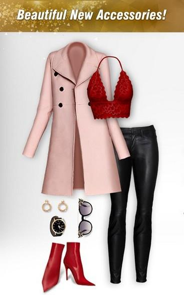 International Fashion Stylist Model Design Studio APK MOD imagen 3