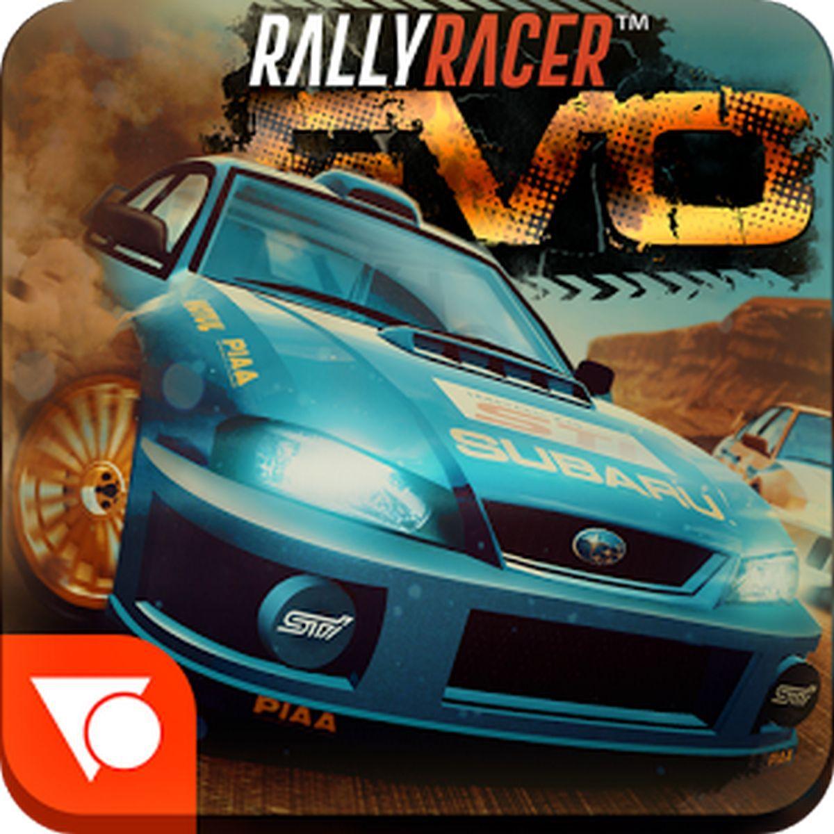 Rally Racer EVO APK MOD