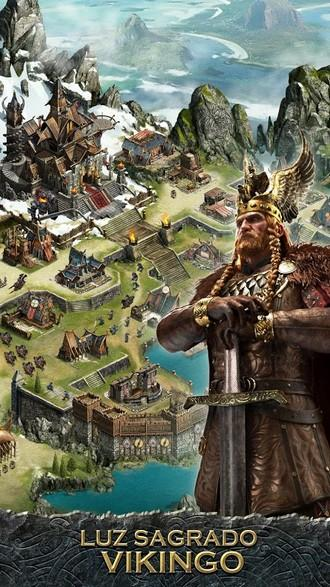 Clash of Kings APK MOD imagen 2