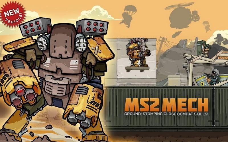 Metal Soldiers 2 APK MOD imagen 3