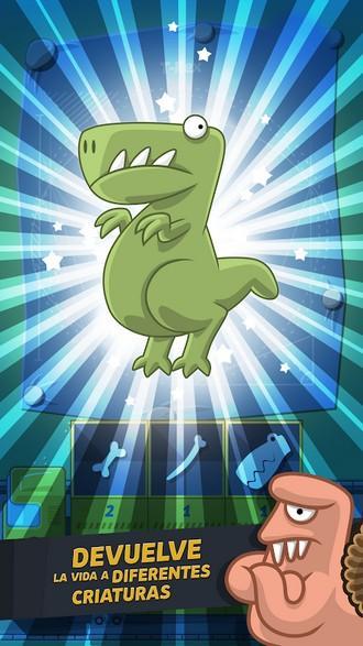 Crazy Dino Park APK MOD imagen 3