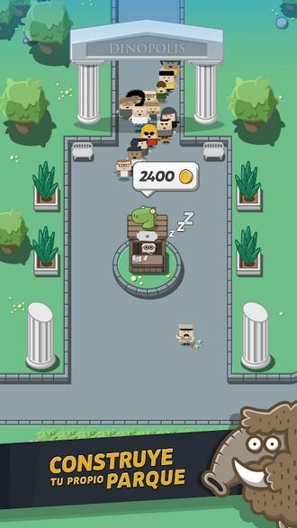 Crazy Dino Park APK MOD imagen 4