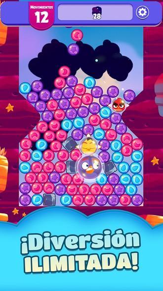 Angry Birds Dream Blast APK MOD imagen 3