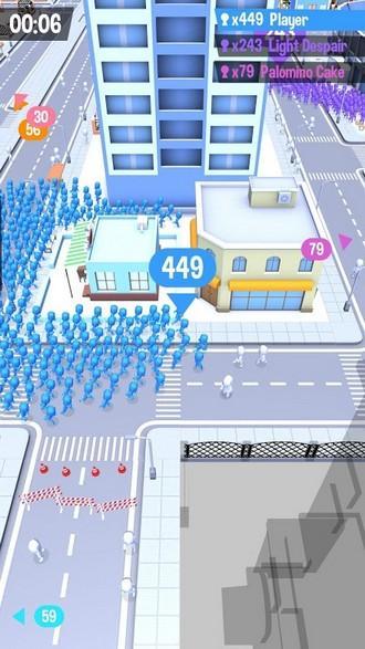 Crowd City APK MOD imagen 4