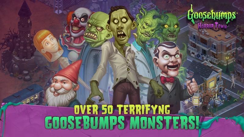 Goosebumps HorrorTown APK MOD imagen 3