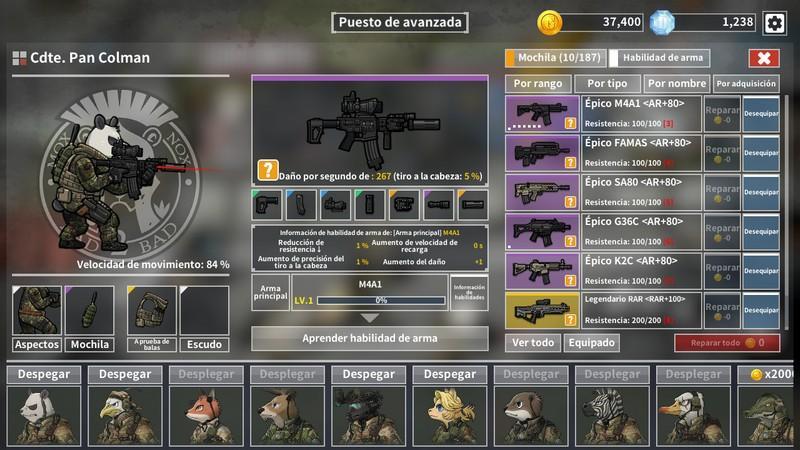 BAD 2 BAD EXTINCTION APK MOD imagen 2