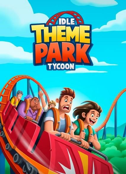 Idle Theme Park Tycoon - Recreation Game APK MOD imagen 1