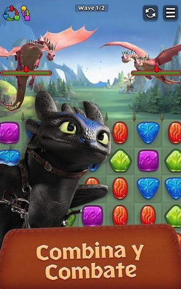Dragons Titan Uprising APK MOD imagen 1