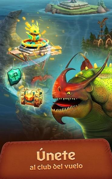 Dragons Titan Uprising APK MOD imagen 2