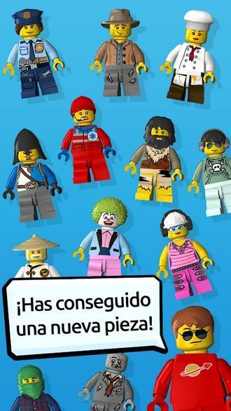 LEGO Tower APK MOD imagen 2