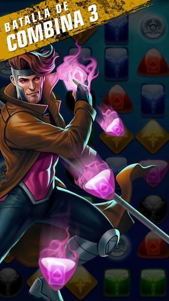 Marvel Puzzle Quest APK MOD imagen 2