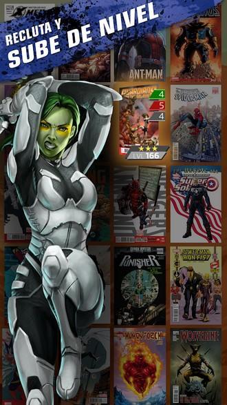 Marvel Puzzle Quest APK MOD imagen 3