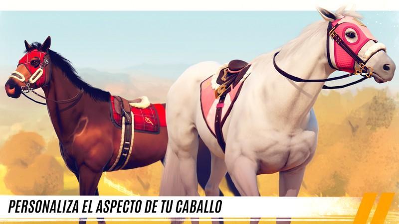 Rival Stars Horse Racing APK MOD imagen 3
