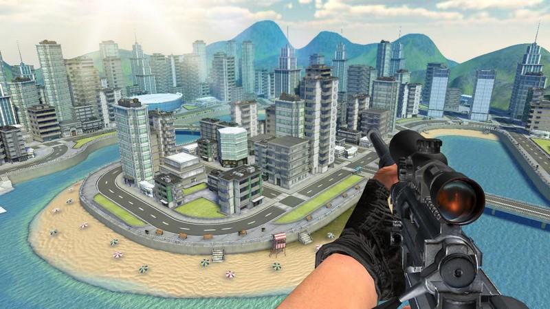Sniper Master City Hunter APK MOD imagen 1