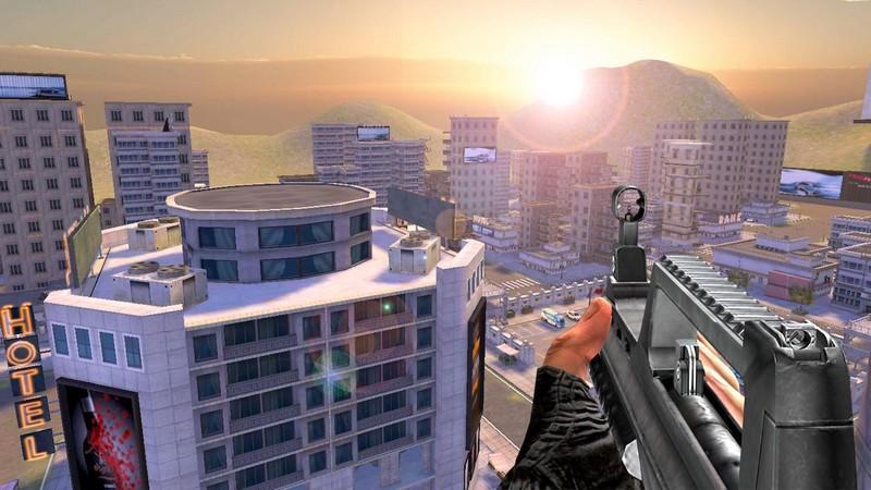 Sniper Master City Hunter APK MOD imagen 2